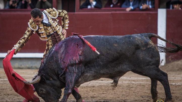 San Isidro: 'Chaparrito', un gran 'adolfo', versus Pepe Moral, un gran torero