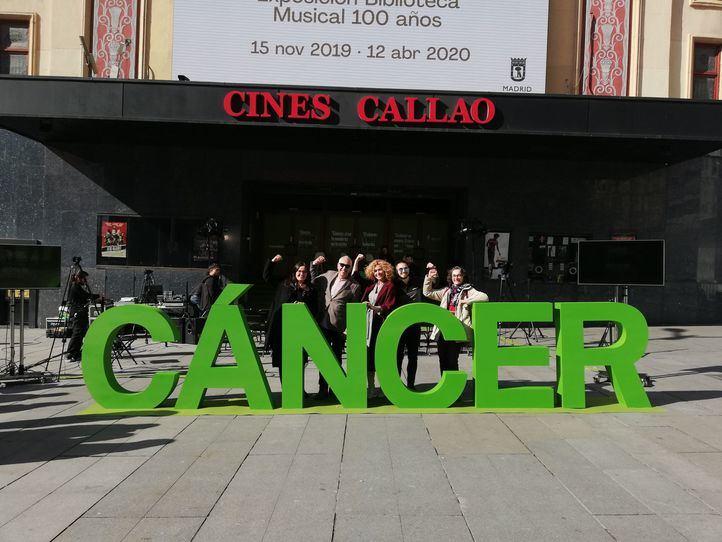 'Llámalo cáncer': Madrid destapa la realidad que existe detrás de la enfermedad