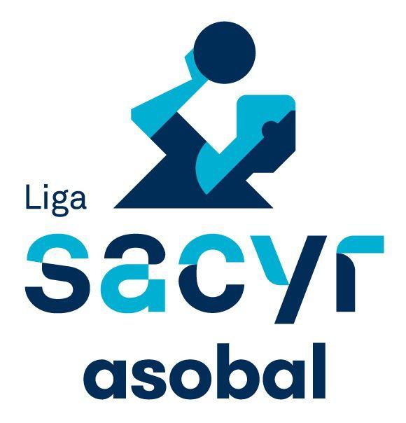 Logo de la Liga Sacyr ASOBAL