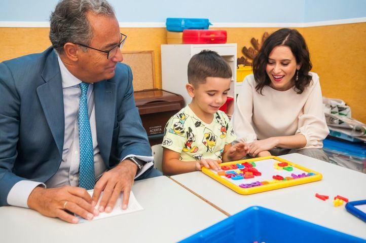 Mucho ruido y pocos cambios para la educación madrileña