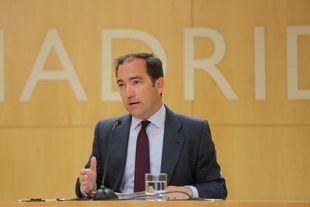 Borja Carabante, delegado de Medio Ambiente y Movilidad del Ayuntamiento de Madrid