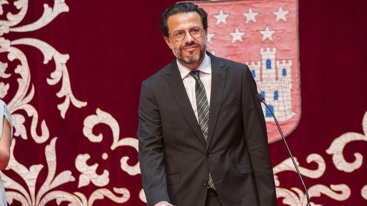 El consejero de Hacienda y Función Pública de la Comunidad de Madrid, Javier Fernández-Lasquetty.