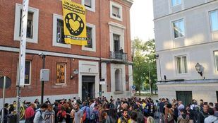 El edificio que okupó la 'Ingobernable' albergará un museo judío y un espacio cultural para vecinos de Centro.