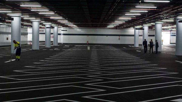 El parking tendría más de 800 plazas.