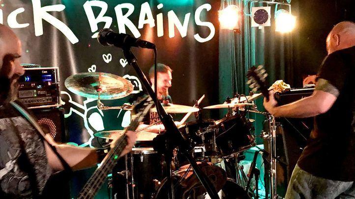 Sick Brains arrasan en la presentación de su nuevo álbum: 'La vibración del sol'