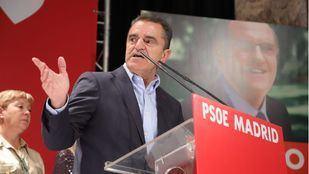 José Manuel Franco compaginará su cargo de secretario general del PSOE-M con el de delegado del Gobierno