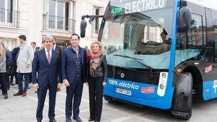 El primer autobús interurbano eléctrico pasará por Aranjuez