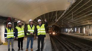 La Comunidad de Madrid moderniza la línea 4 de Metro