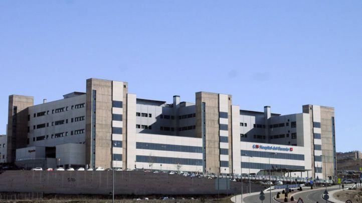 Hospital del Sureste en Arganda del Rey