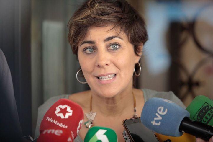 Lorena Ruiz-Huerta ampara sus críticas a la Policía en su libertad de expresión