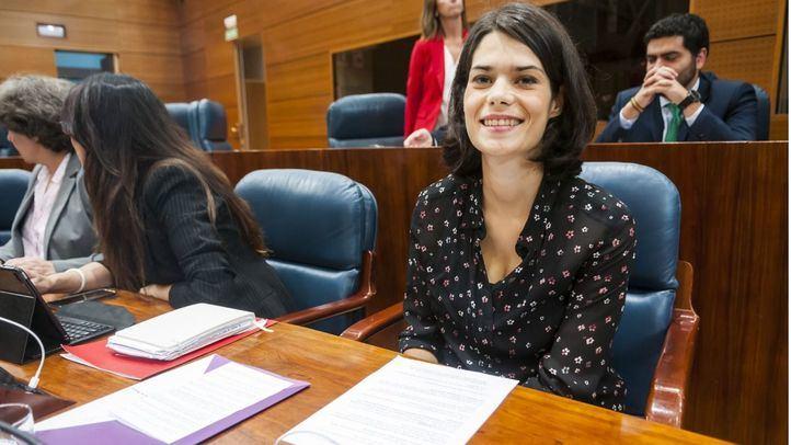 Isa Serra será juzgada este miércoles por presunto desorden público