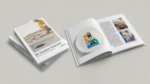 'Mr Hudson Explores' está editado en inglés, francés y alemán.