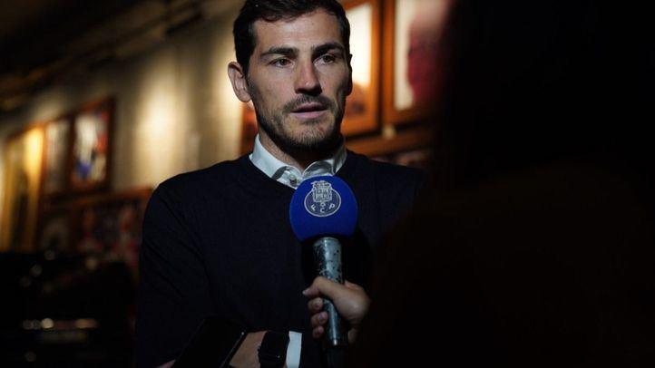 Iker Casillas, candidato a presidir el fútbol español