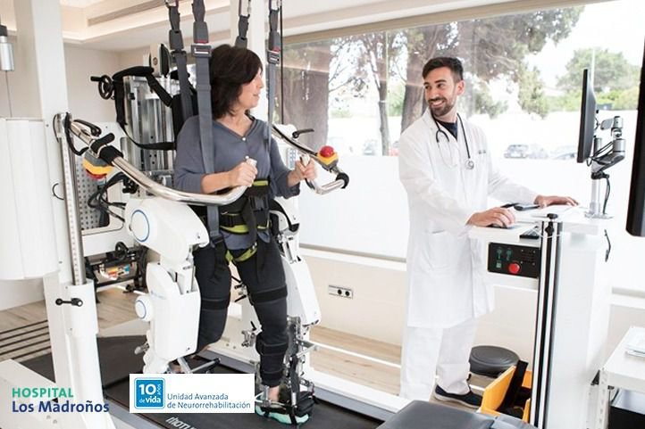 Hospital Los Madroños: un centro referencia de neurorehabilitación en Madrid