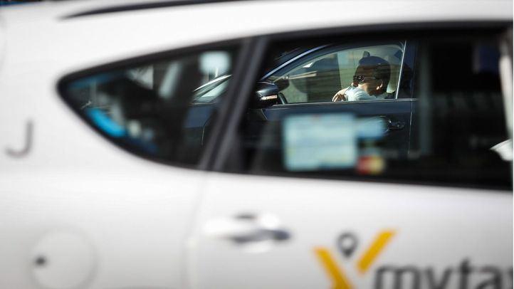Detenidos 9 jóvenes por robar a una veintena de conductores de VTC