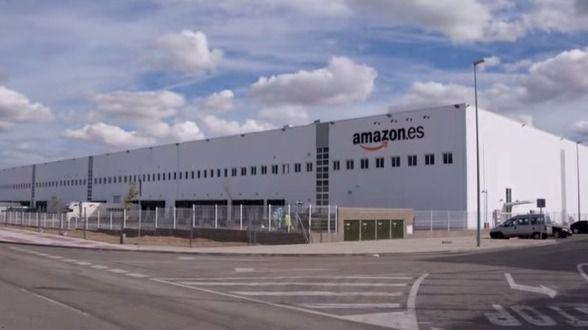 Desalojado por amenaza de bomba la sede de Amazon en Madrid