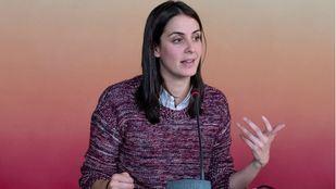 La portavoz mediática de Más Madrid, Rita Maestre.
