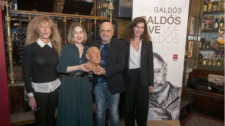 'Galdós vive, vive Galdós': Un año de homenaje al escritor canario en Madrid