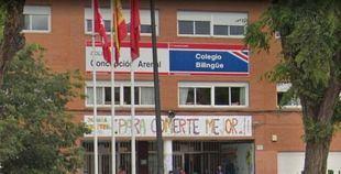 Colegio Concepción Arenal en Getafe