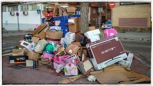 """Los vecinos de Leganés se movilizan contra el """"abandono"""" de la ciudad"""