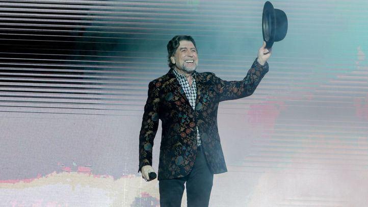 Joaquín Sabina evoluciona de forma 'favorable' tras su caída