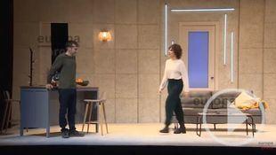 'Entre ella y yo', en el Teatro Marquina