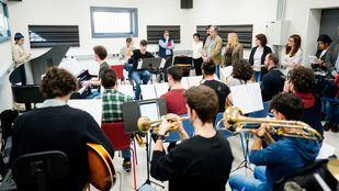 'Metrónomo', sala de ensayo para jóvenes músicos