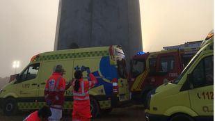 Fallecen dos operarios de Alcorcón en un accidente en un parque eólico de Valladolid