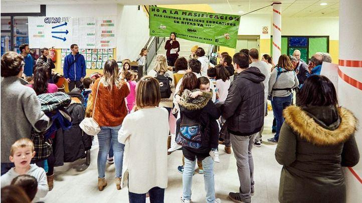 Numerosos colectivos de madres y padres de alumnos llevan tiempo pidiendo la construcción de nuevos centros escolares