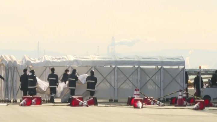 Primera víctima mortal del coronavirus en Europa: un turista chino octogenario