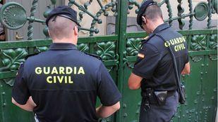 La Guardia Civil investiga la muerte de un hombre en Anchuelo