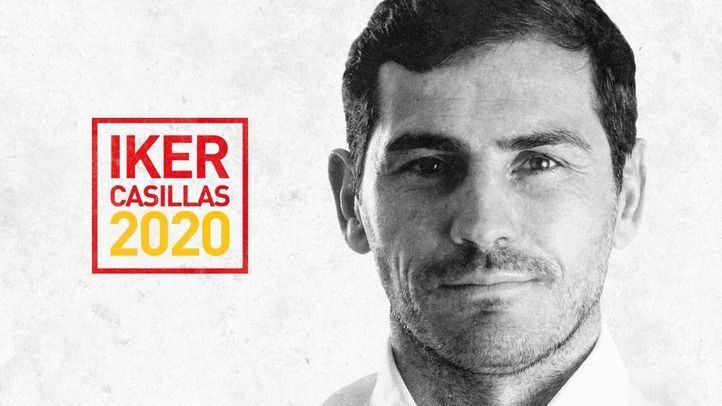 Iker Casillas hace oficial su candidatura para presidir la RFEF