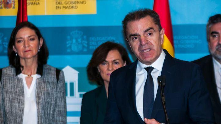 José Manuel Franco, nuevo delegado de Gobierno en Madrid