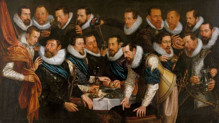 Rembrandt, el retrato de una época