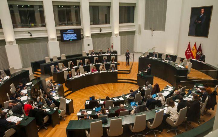 Vox paraliza de nuevo una declaración por el Día de la Mujer en el Pleno de Cibeles
