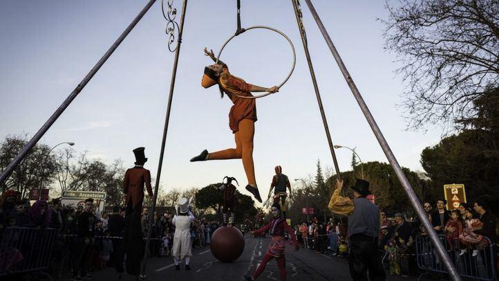 Así será el Carnaval de Madrid: todos los detalles