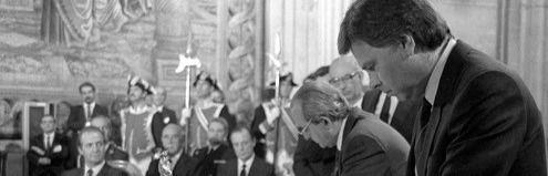Fallece el exministro de Asuntos Exteriores Fernando Morán