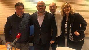 """José Luis Labrador, alcalde de Manzanares El Real: """"El Cercanías para la zona norte de Madrid es necesario ya"""""""