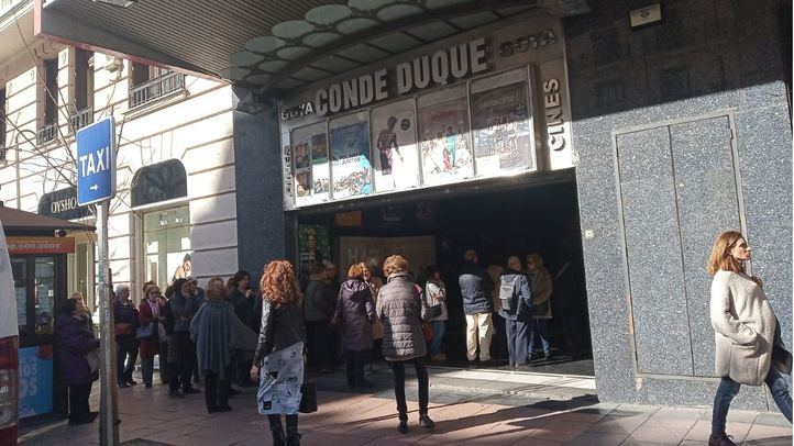 El cine Conde Duque permanecerá en Salamanca, pero no en la calle Goya