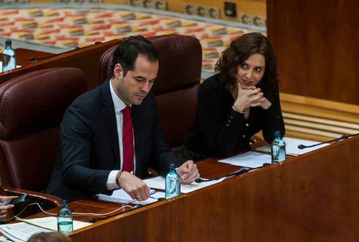 Morano, a Ayuso: 'Es usted la que mejor me cae de Vox'