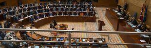 La Asamblea rechaza permitir a los especialistas extracomunitarios trabajar con los votos de PP, Vox y Cs