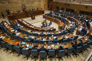 La Asamblea tramitará la Ley de Unidas Podemos para limitar mandatos de presidentes y consejeros