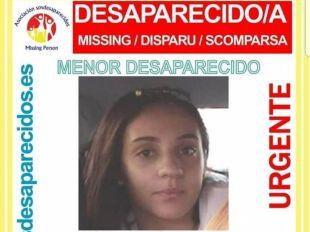 Desaparecida una menor de 14 años en Fuenlabrada