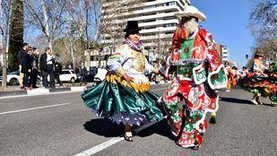 Los cortes de tráfico que ocasionará el Carnaval en Madrid