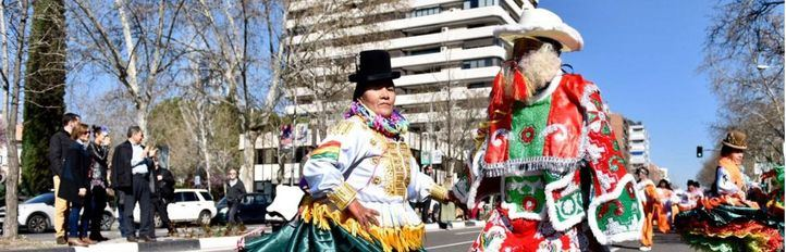 Carnaval en Prosperidad, Madrid