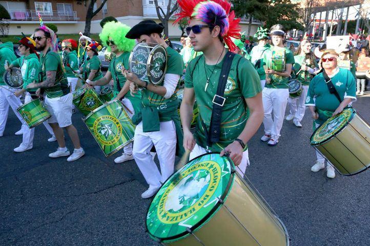 Carnaval en Alcobendas