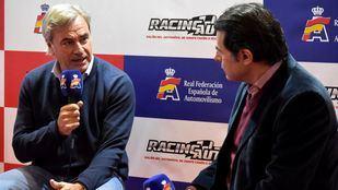 El piloto madrileño Carlos Sainz, candidato al Premio Princesa de Asturias