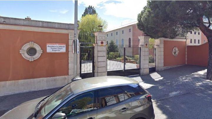 Residencia de menores Isabel Clara Eugenia