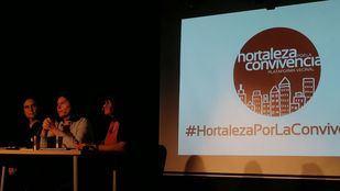 Presentación de la plataforma Hortaleza por la Convivencia