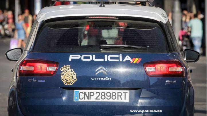 Dos detenidos en Pinto por cometer varios robos con violencia en unos minutos